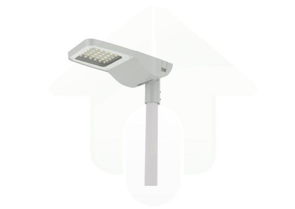 Antaris I-light LED Straatverlichting - led gevelverlichting - led straatverlichting - led parkeerterrein verlichting