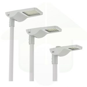 Antaris led straatverlichting armatuur