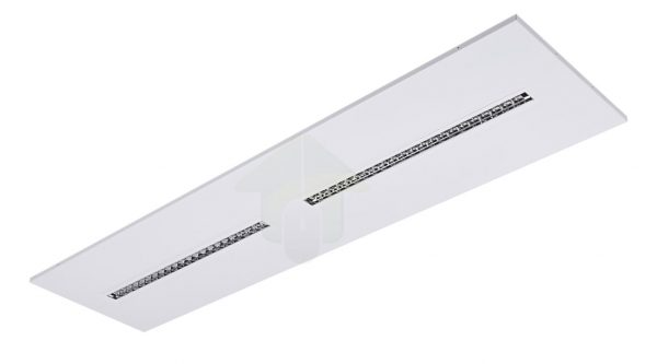 EIA ledpaneel 30x120 cm. 30 Watt