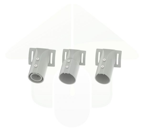Antaris I-light LED Straatverlichting - Adapter - Paalkophouder - mastopname - 42-60 mm / 60 mm / 78 mm