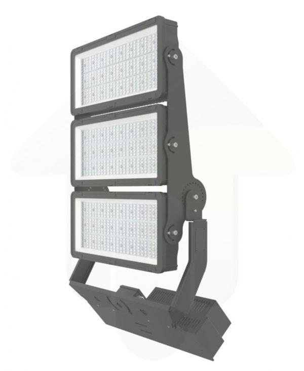 Tetra-XS LED Terreinverlichting en Sportveldverlichting