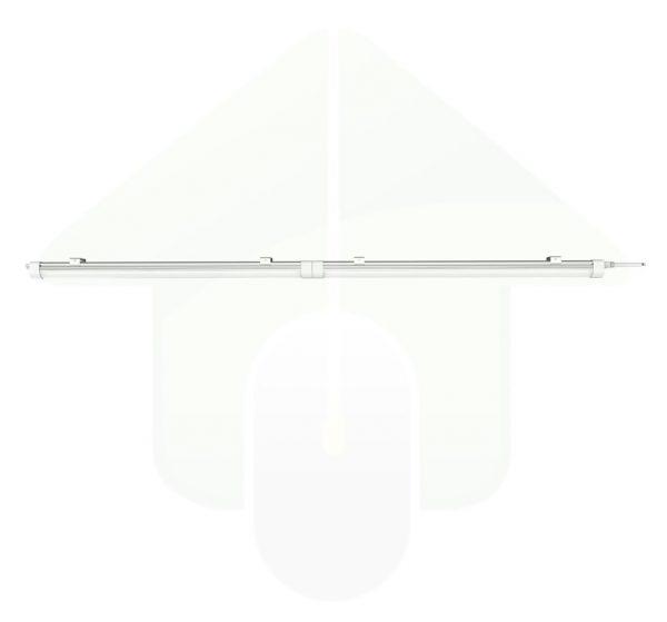 Lumestra Easy Connect led lichtlijn voor magazijnen winkels en werkplaatsen