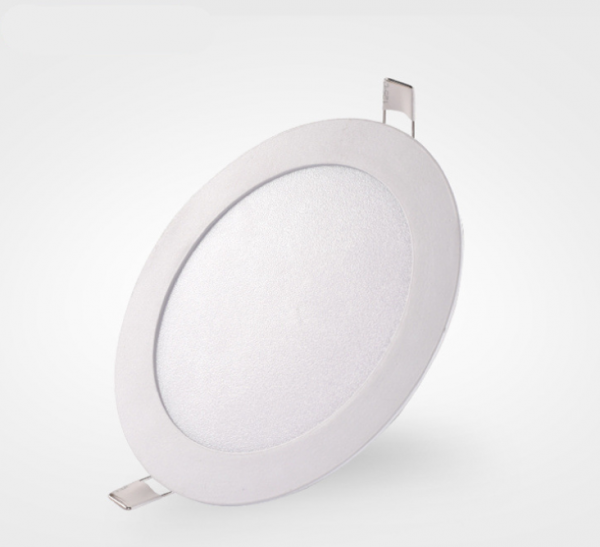 Led inbouwpaneel rond