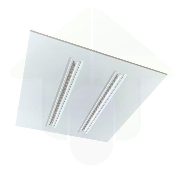 EIA LED Panelen 130-135 lm/W - L9050 50.000 uur - L-Serie - Duurzame en energiebesparende led verlichting voor kantoren