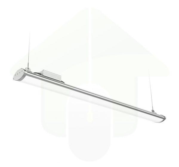 Flat-Bay - langwerpige led verlichting - led verlichting voor werkplaatsen