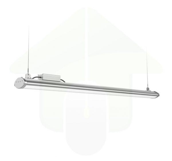 Flat-Bay - led verlichting voor bedrijfshallen - 120 cm - 200 Watt - 240 Watt
