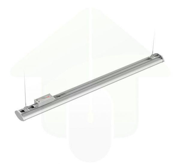 Flat-Bay - led verlichting met brede lichtspreiding voor bedrijven - 120 cm - 200W - 240W