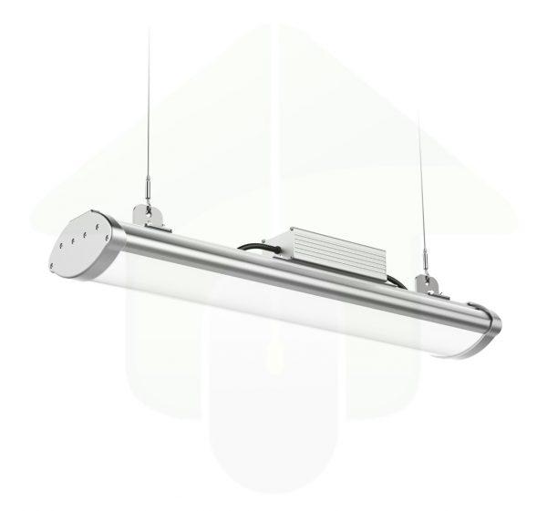 Flat-Bay - led verlichting voor magazijnen - 60 cm - 100 Watt