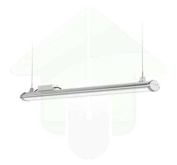Flat-Bay - linear led high bay - led werkplaatsverlichting - 90 cm - 150 Watt