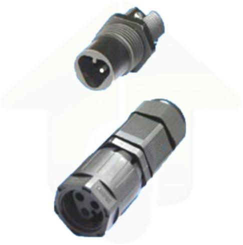 IP68 stekkerverbinding