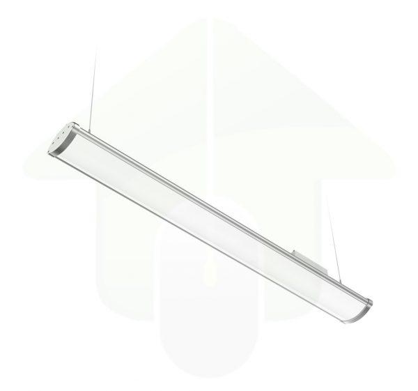 Flat-Bay IP65 HACCP LED - led verlichting voor bedrijfshallen - 150 Watt - 90 cm