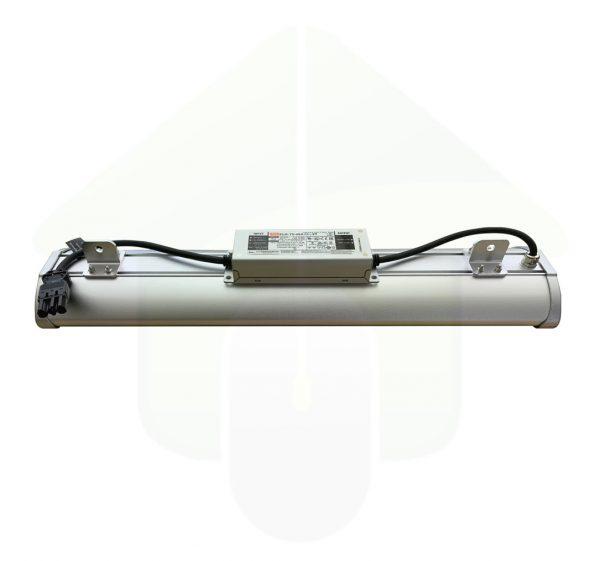 Sani-Bay IP65 HACCP linear led high bay - led verlichting voor bedrijfshallen - bovenaanzicht