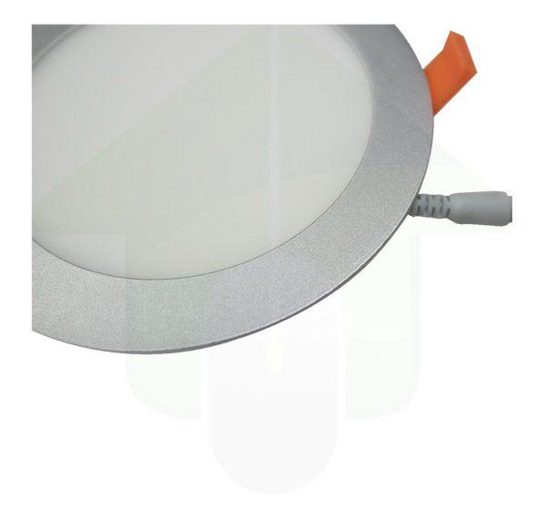 Situla LED Downlight IP44 - Detail - optie zilver kleur led armatuur