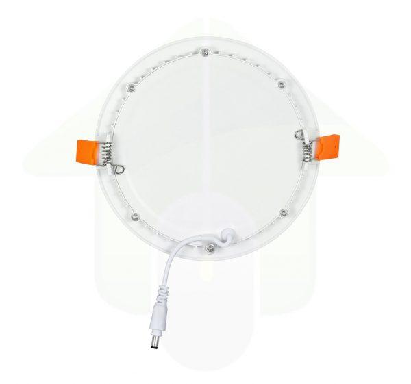 Situla LED Downlight IP44 - Energiezuinige ronde led verlichting voor kantoren - rond led paneel