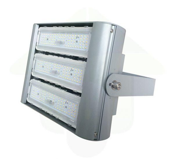 Tetra-XS LED Schijnwerper & High Bay - 120 Watt 150 Watt of 180 Watt - led verlichting voor terreinen, sportvelden en bedrijfsruimte