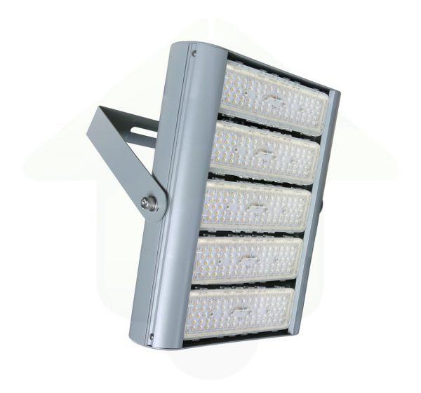 Tetra-XS LED Schijnwerper & High Bay - 200 Watt 250 Watt of 300 Watt voor o.a. lichtpalen, masten, gevels, kranen, draagrails en spanten