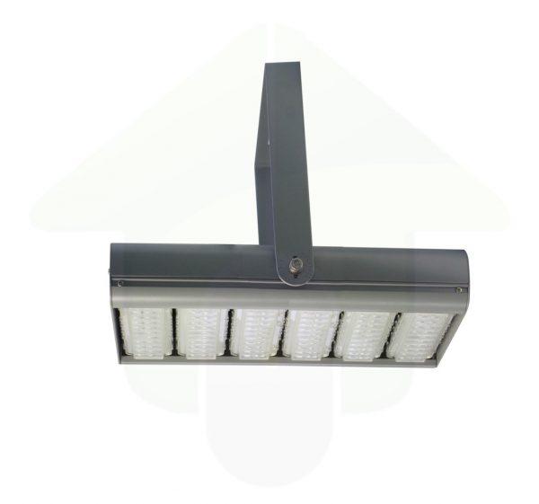 Tetra-XS LED Schijnwerper & High Bay - 240 Watt 300 Watt of 360 Watt met 6 led modules - voor zowel horizontale als verticale bevestiging