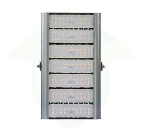 Tetra-XS LED Schijnwerper & High Bay - 280 Watt 350 Watt of 420 Watt met 7 led modules