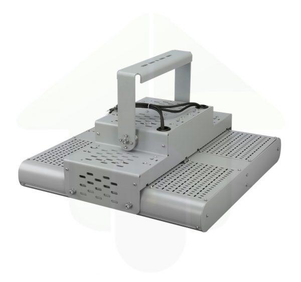 Tetra-XS LED Schijnwerper & High Bay - 640 Watt 800 Watt of 960 Watt - voor hoge hallen en hoge masten - achterzijde