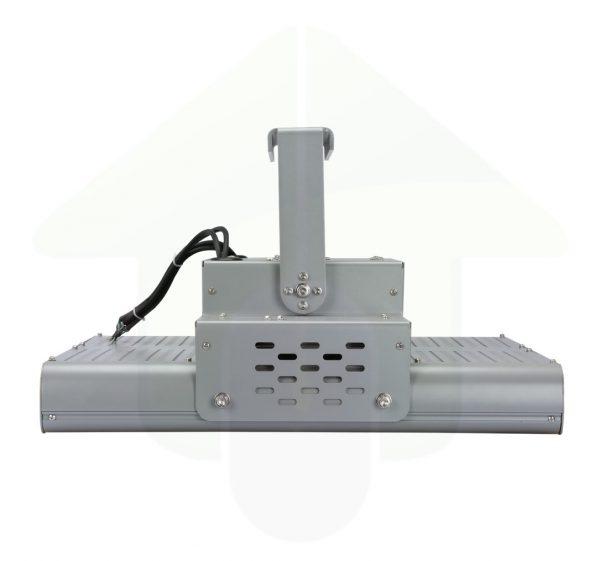 Tetra-XS LED Schijnwerper & High Bay - 640 Watt 800 Watt of 960 Watt - tot 160.000 lumen - zijaanzicht