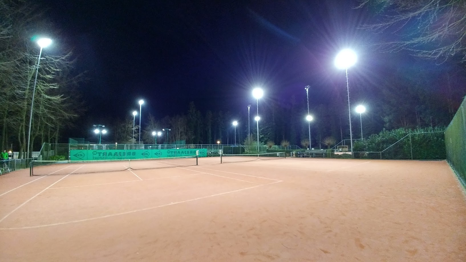 Led sportveldverlichting