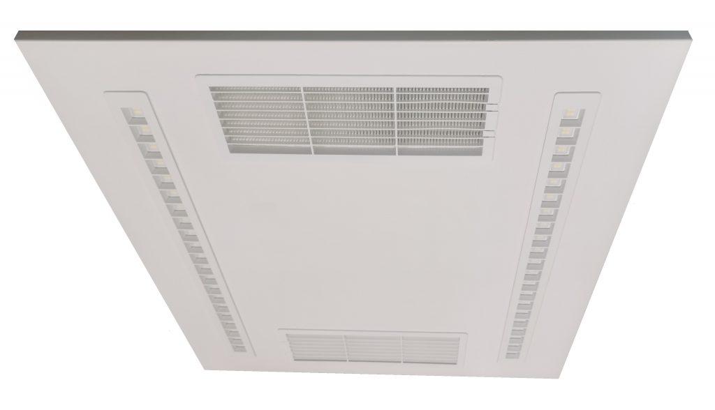 UV Luchtreiniging en luchtdesinfectie led paneel