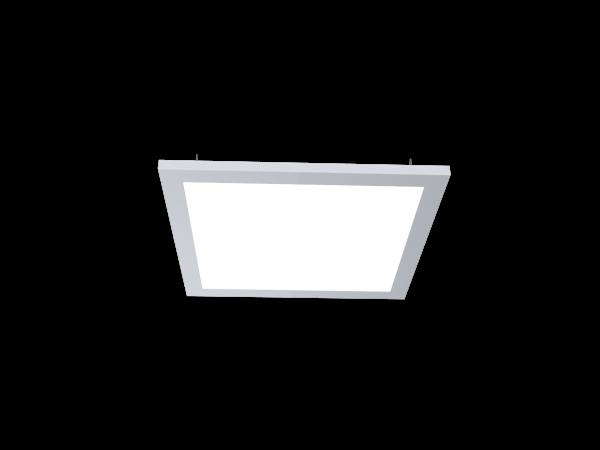 Led paneel systeemplafond