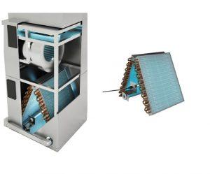 luchtdesinfectie systeem in HVAC