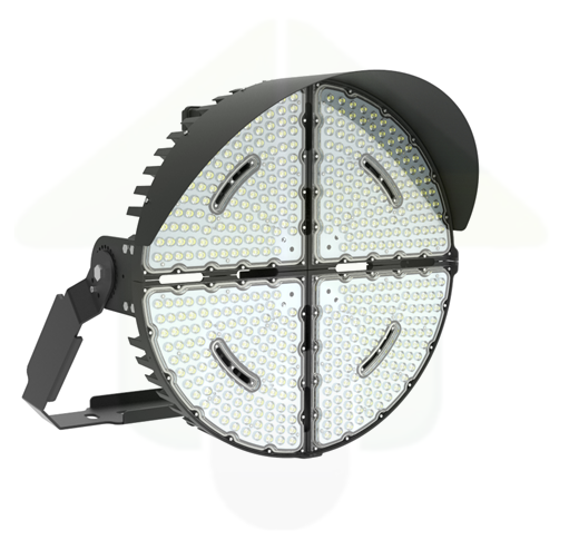 Tetra-XR led zoeklichten - 750W - 1000W - voor het verlichten vanaf schepen en voor havens en op en overslag gebieden