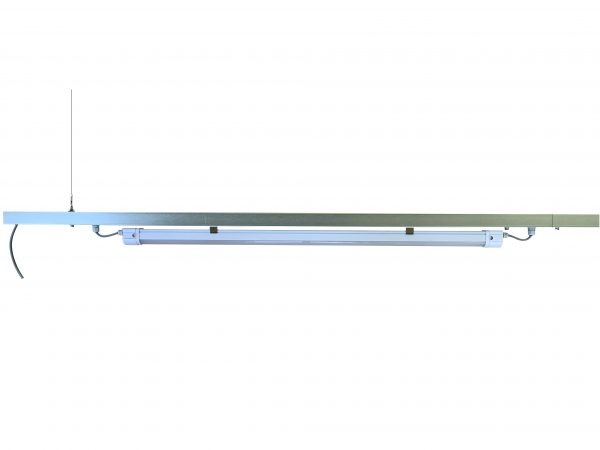 SLIM led lichtlijnsysteem met 60W Lumestra line armatuur