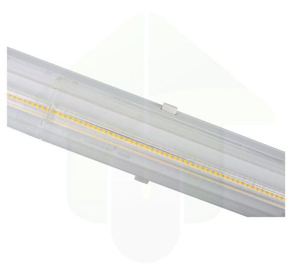 ConPhact 3570 led lichtlijn led armatuur - transparante cover