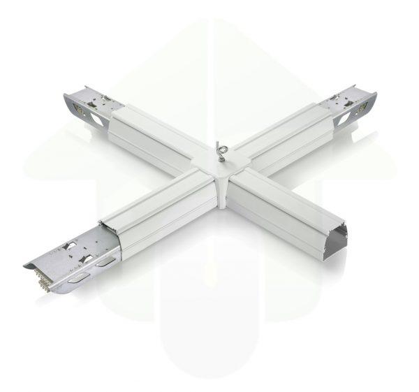 ConPhact 3570 led lichtlijn rails verbinder - connector type X