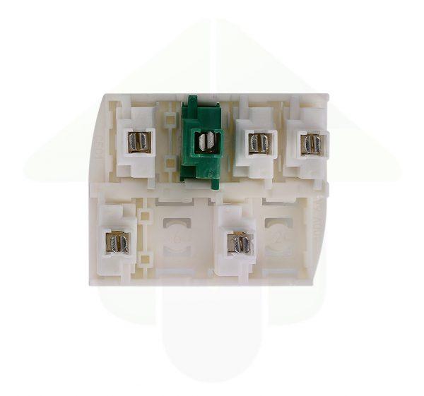 ConPhact 3570 led lichtlijnsysteem - stekker systeem in armatuur - snelkoppeling