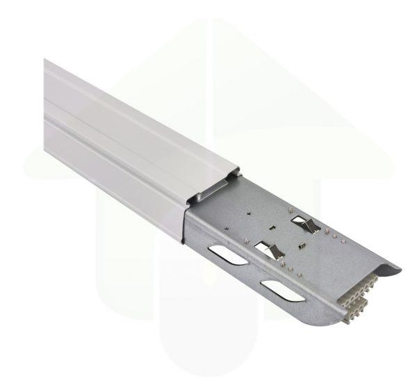 ConPhact 3570 led lichtlijn rails - eenvoudig koppelen met opvolgende rails-delen zonder gereedschap