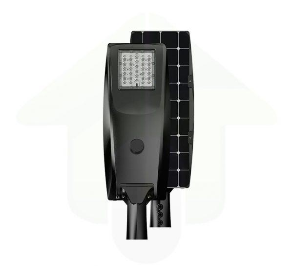Solarics solar led buitenlamp met zonnepaneel en led verlichting