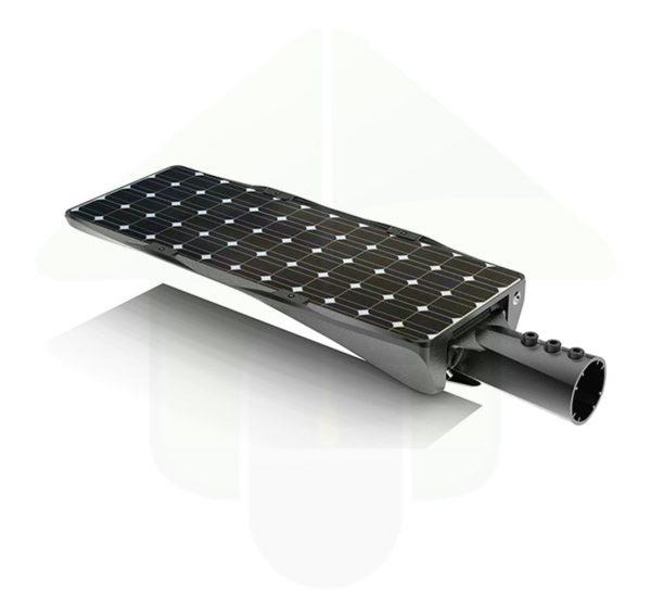 Solar led straatverlichting - Zonnepaneel met led verlichting